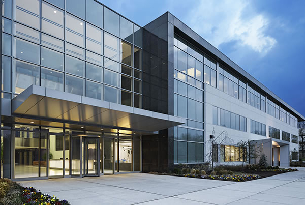 Paul Lukez Architecture, The Medicines Company Simulation Center, Parsippany, NJ